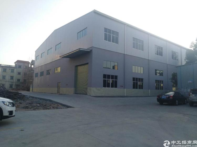 清溪三中村8000独栋厂房出租