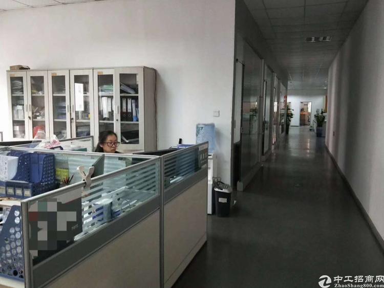 龙华汽车站附近900平豪华装修厂房-图5