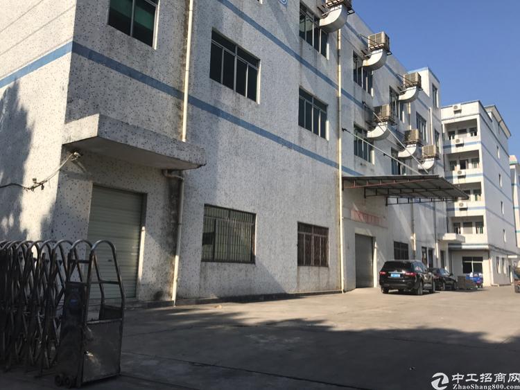 清溪独栋带装修厂房4000平米出租