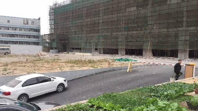 坂田杨美地铁站附近独门独院23000平米厂房