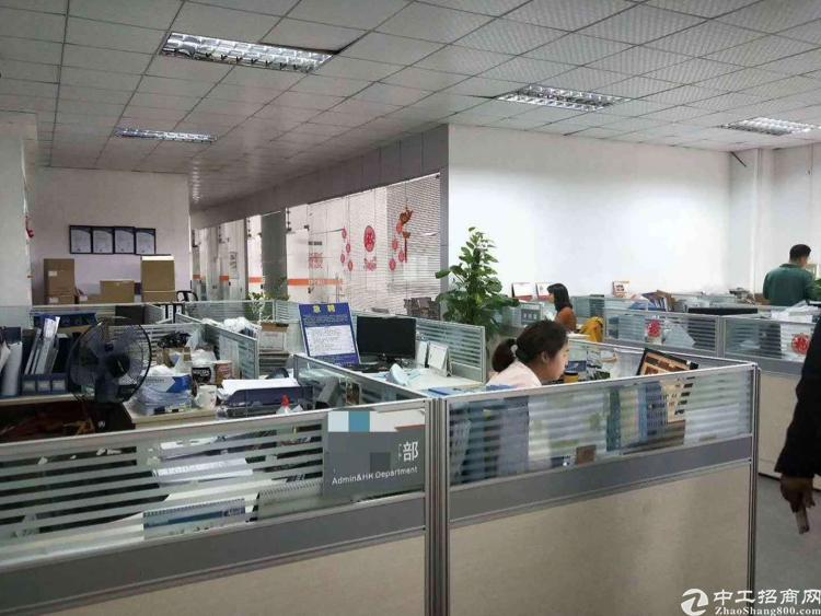 龙华汽车站附近900平豪华装修厂房-图2