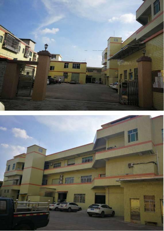 清溪镇占地 6.9 亩建筑 6790 ㎡村委合同厂房诚意出售