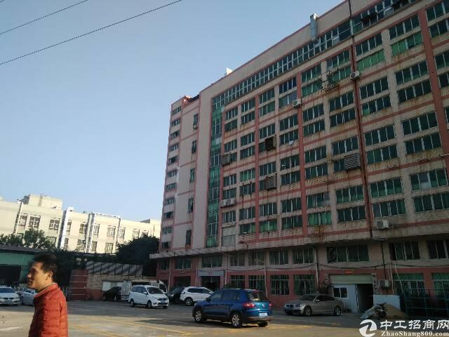虎门镇龙眼工业区楼上500平厂房出租