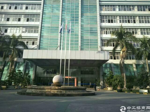 出租福永高薪科技园区2000平米带精装修厂房。
