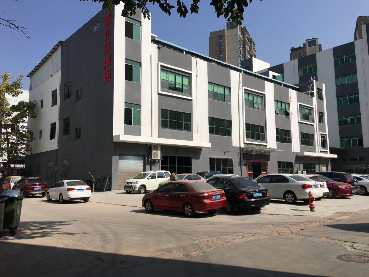龙华地铁站与龙胜地铁站新出2楼一整层1600平米,不用转让费-图7