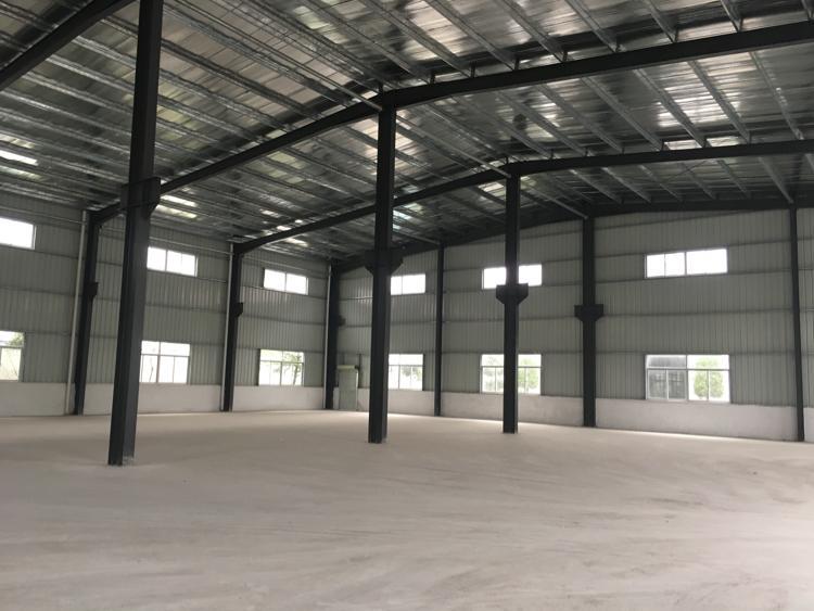 凤岗镇单一层钢结构仓库厂房5500平方米出租