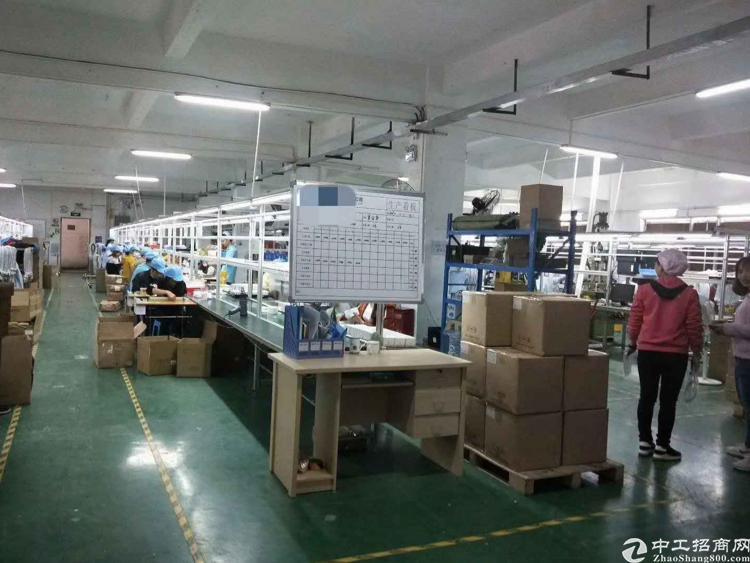 龙华汽车站附近900平豪华装修厂房-图4