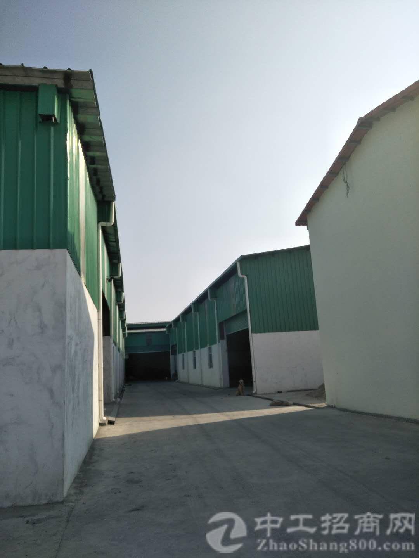 博罗县龙溪镇占地 5100 ㎡建筑 4500 ㎡厂房出售
