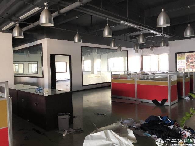 虎门北栅新出一楼2000平方,带地坪漆高度5米,带办公室装修