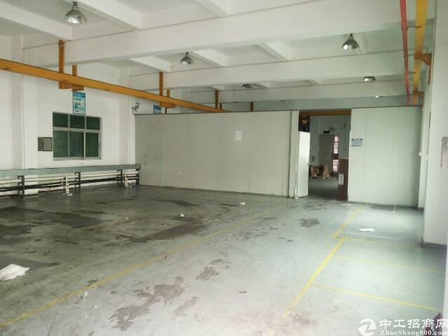 横岗大康一楼700平米厂房招租