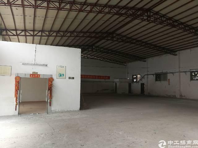 塘厦科苑城高8米,1千平方厂房出租-图2