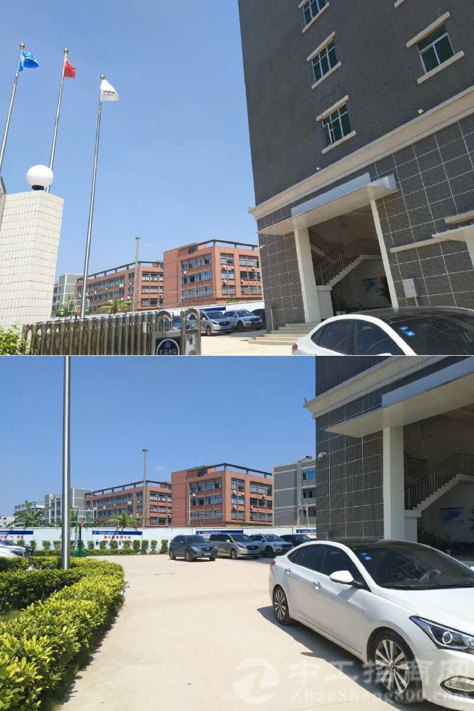 广州新塘占地 4000 ㎡建筑 4300 ㎡ 双证厂房出售