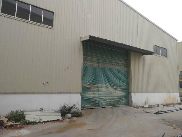 滴水9米钢构中间无柱子6000平米厂房招租