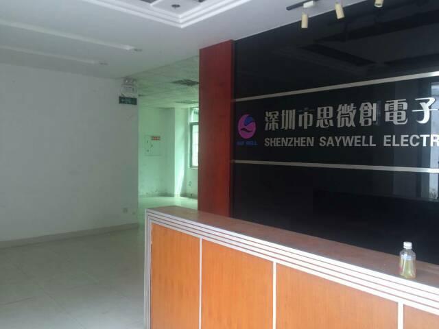 平湖华南城边上800平方豪华装修厂房转租