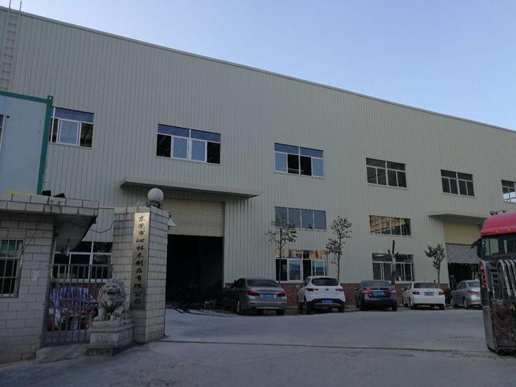 厚街村成熟工业区新空出单一层钢房2400平方米