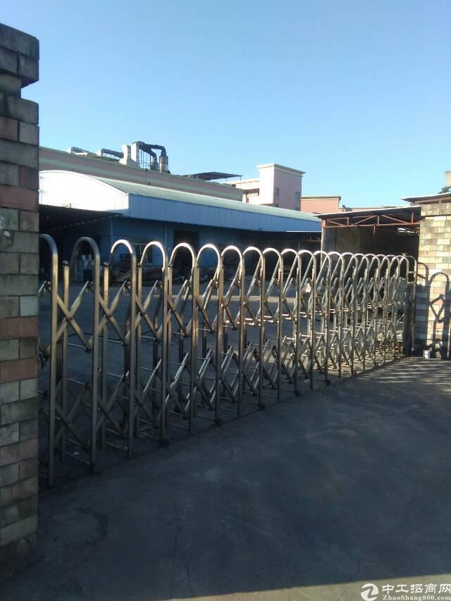 稀有独院单一层钢构厂房