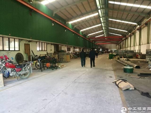 清溪镇独栋钢构10米高滴水5吨行车免费使用!