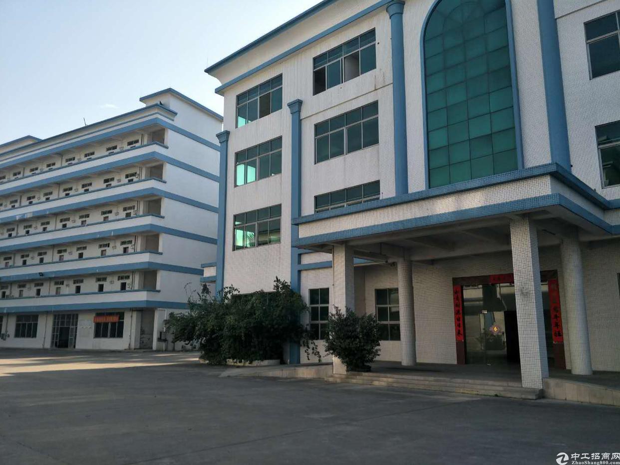 光明新区2万平米红本独院厂房出租适合电子LED医疗设备