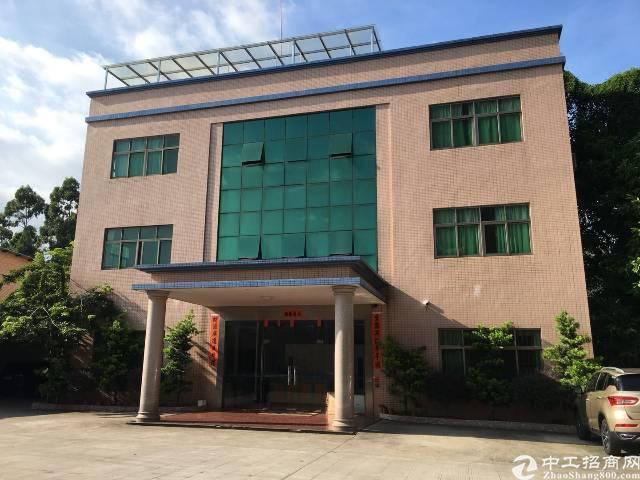 茶山独院单层5600平方厂房出租