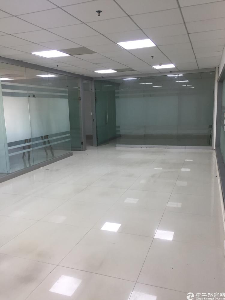 龙华商业中心附近新空出带现成装修600平方