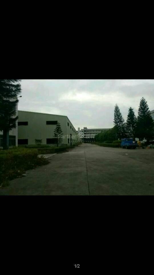 最新出炉全新单一层厂房滴水10米带牛角2600平米,园