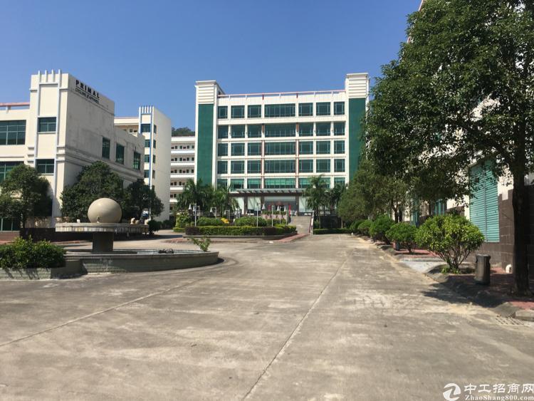 惠州市博罗县园州镇新出原房东标准厂房出租12000平方