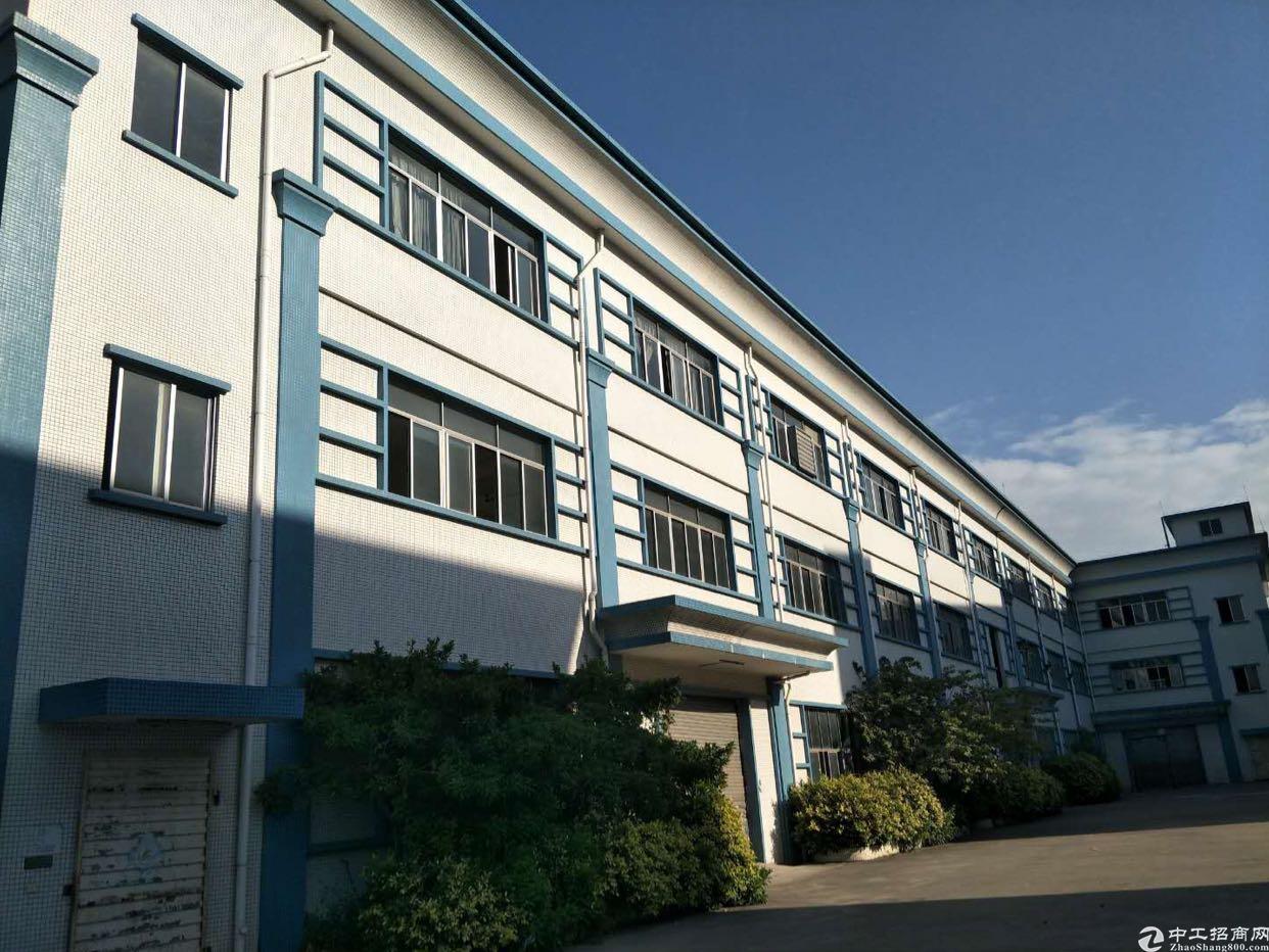 光明新区2万平米红本独院厂房出租适合电子LED医疗设备-图6