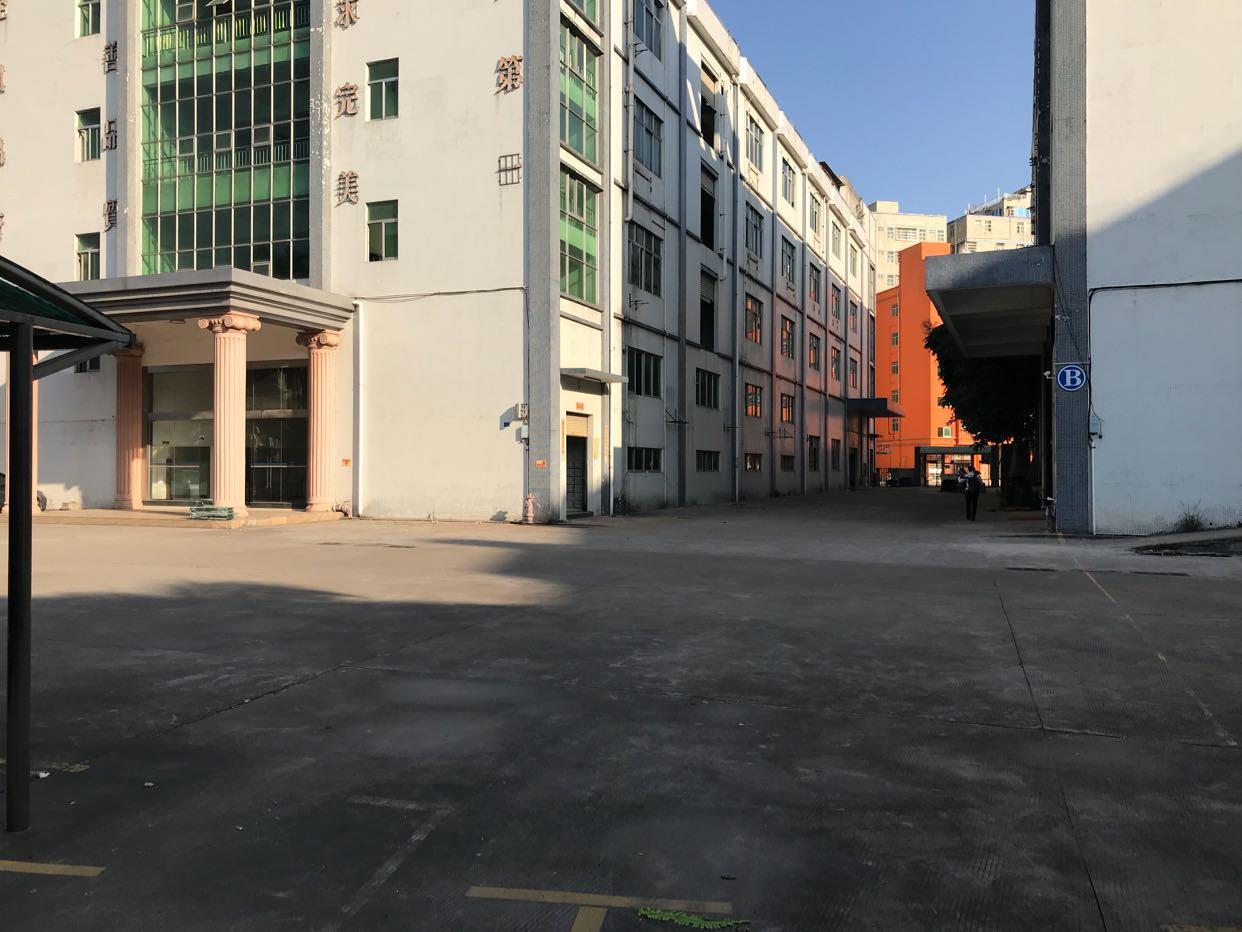 坂田带装修楼上2280平厂房出租