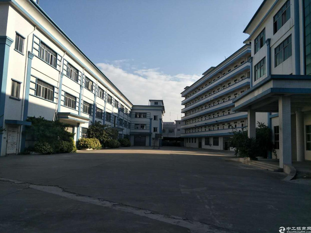 光明新区2万平米红本独院厂房出租适合电子LED医疗设备-图4