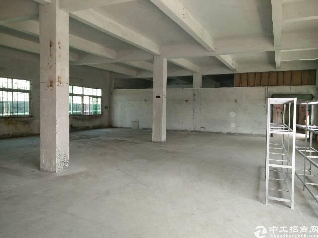 黄江镇合路村分租单一层标准厂房