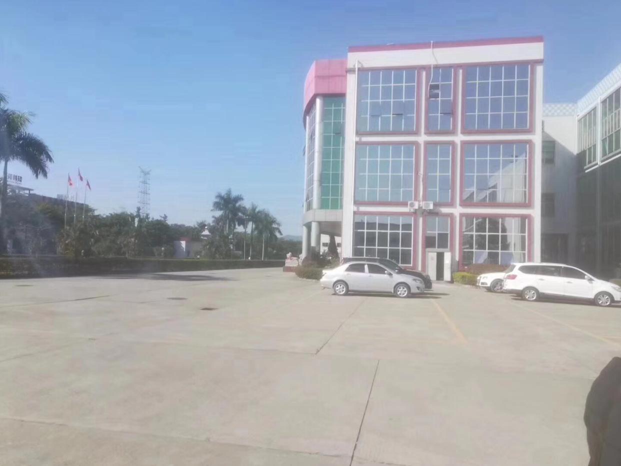 沙井原房东1-3层15800平方带豪华装修招商大小分租