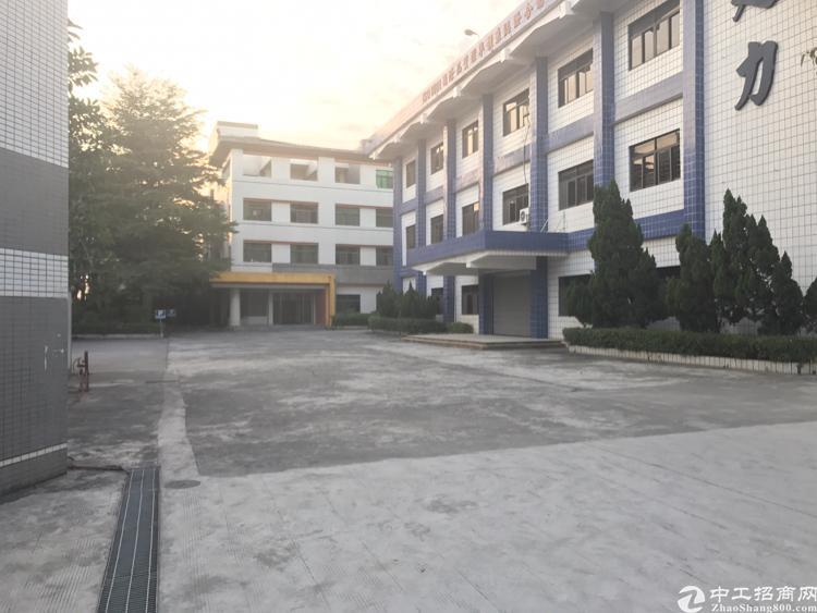 清溪高大上独栋厂房3600平米出租