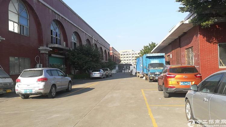 清溪新出滴水10米砖墙钢构厂房4200平米出租