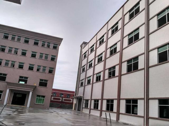 清溪镇厦坭新出工业园厂房一楼二楼大小分租