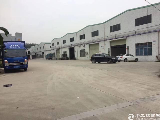 松岗燕川原房东独栋钢构3500平方