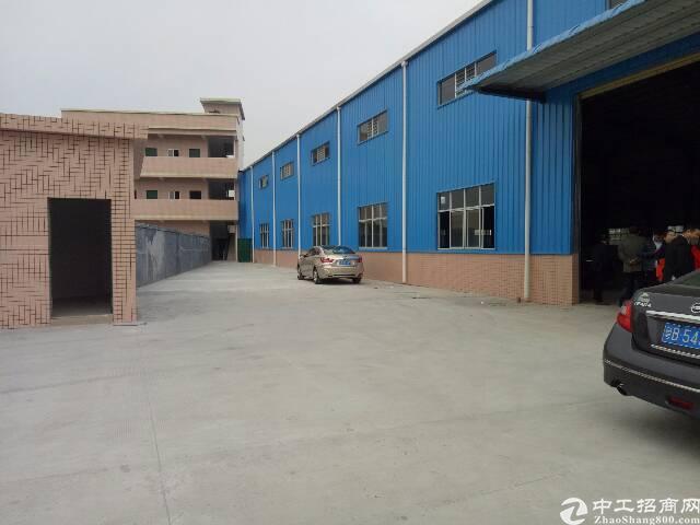 黄江镇单一层带装修2000平方独门独院招租