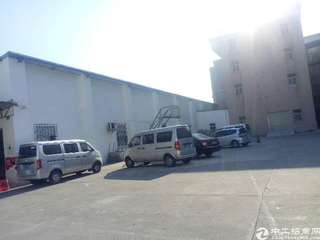 黄江镇胜前岗村马路边新出700平方一楼(铺面)