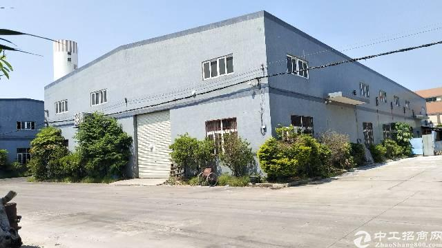 惠州市博罗县园洲镇经典小独院厂房2200平方出租
