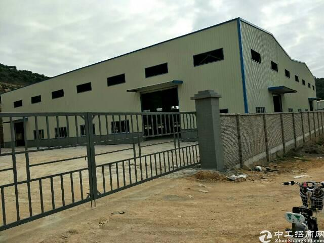 大岭山镇原房东一楼钢构配电500千瓦工业环评消防齐厂房出租