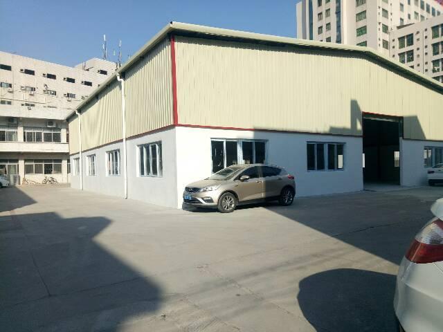 长安沙头钢构厂房一楼400平方