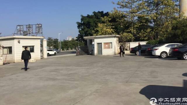 东莞东城区独门独院家私厂房出租