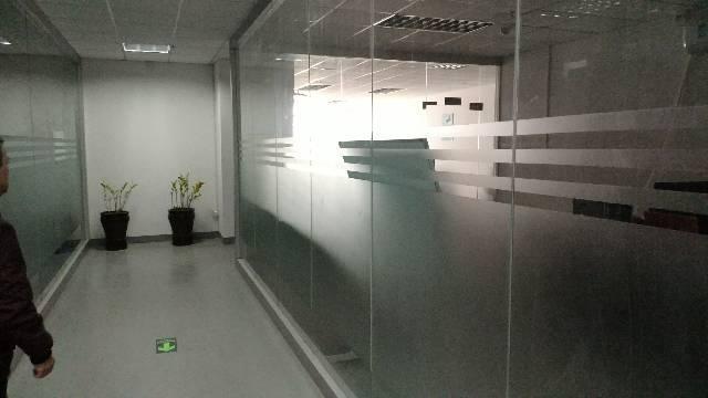 沙井新桥高速出口路边三楼2000平方带装修厂房招租-图4