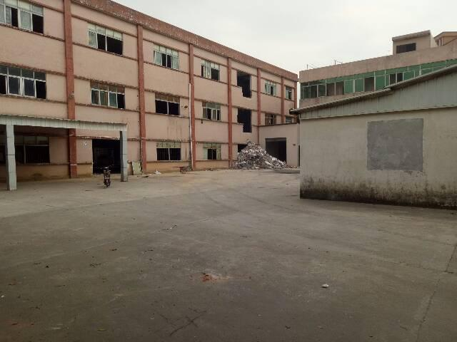 黄江镇独院厂房5800平米招租