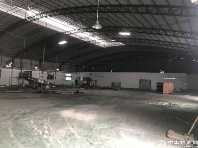 厚街新出钢构厂房办公室1000平方米招租