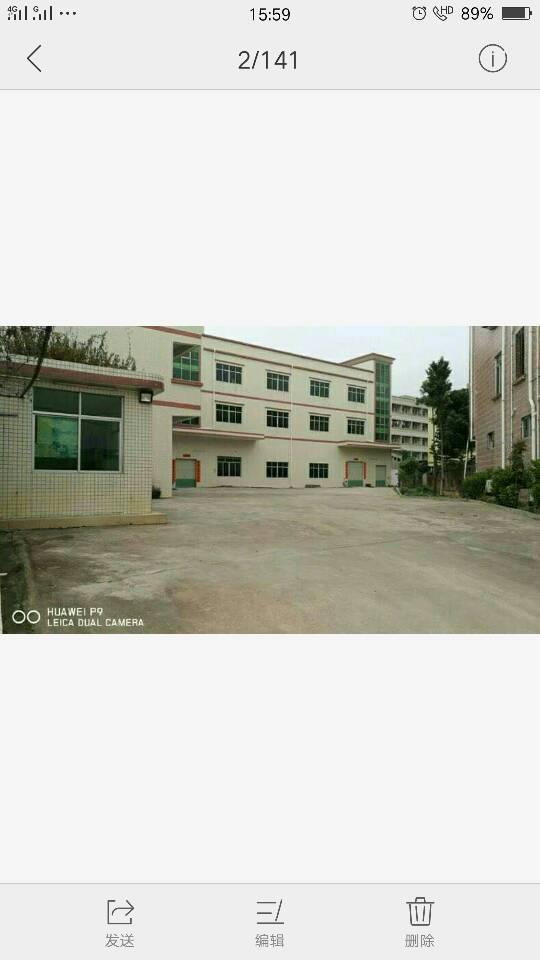 黄江镇独院厂房3000平米招租