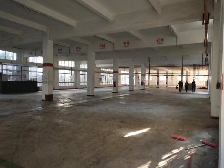 福永和平一楼700平方厂房招租
