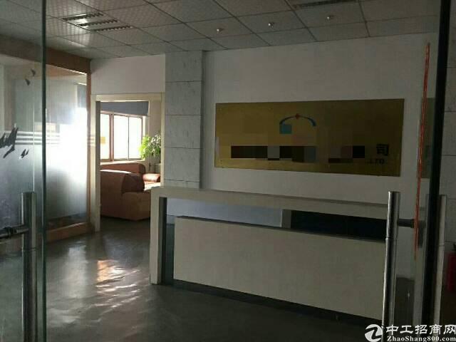 福永镇和平创客工业区1240平带精装修厂房招租-图3