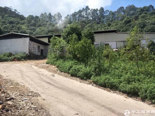 黄江镇宝山工业区新出独院钢构厂房