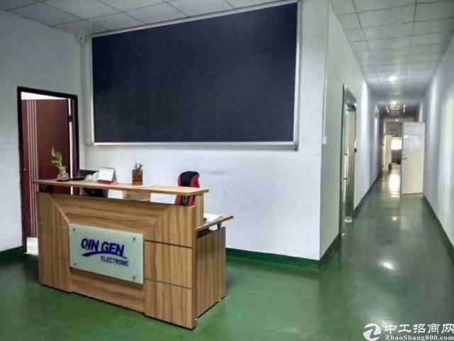 福永凤凰二楼750平方厂房出租