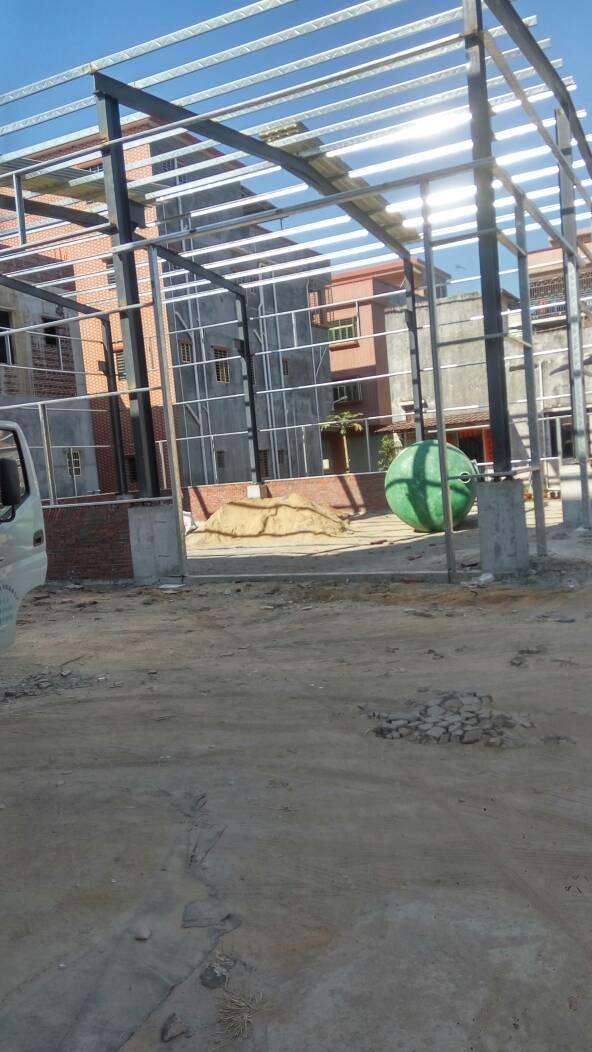 横沥镇新出订件原房东205平方钢构厂房